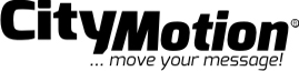 CityMotion - move your message!